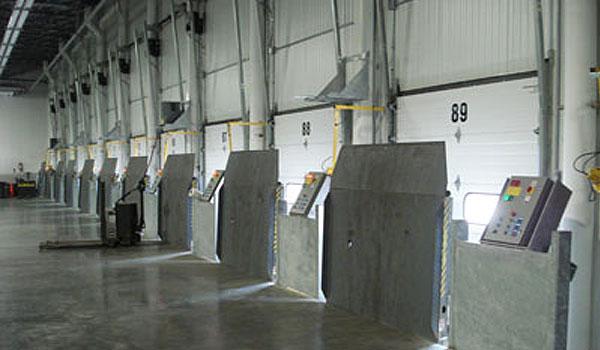 Wayne Garage Door Loading Dock Equipment