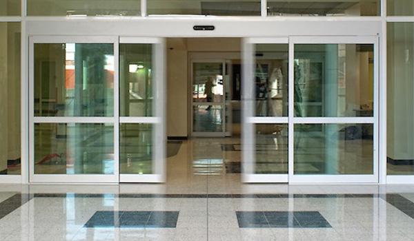 Wayne Garage Door Horton Automatic Sliding Doors
