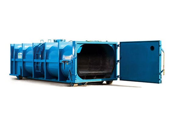 Vacuum Dewatering Box