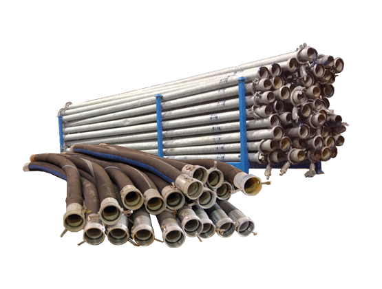 Hose, Pipe, Valves and Fittings