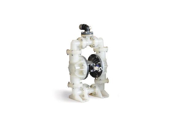 Double Diaphragm Pump